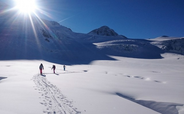 Skitouren in Österreich, Schweiz, Italien & Frankreich