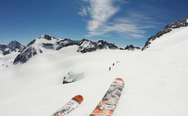Haute Route Skitour
